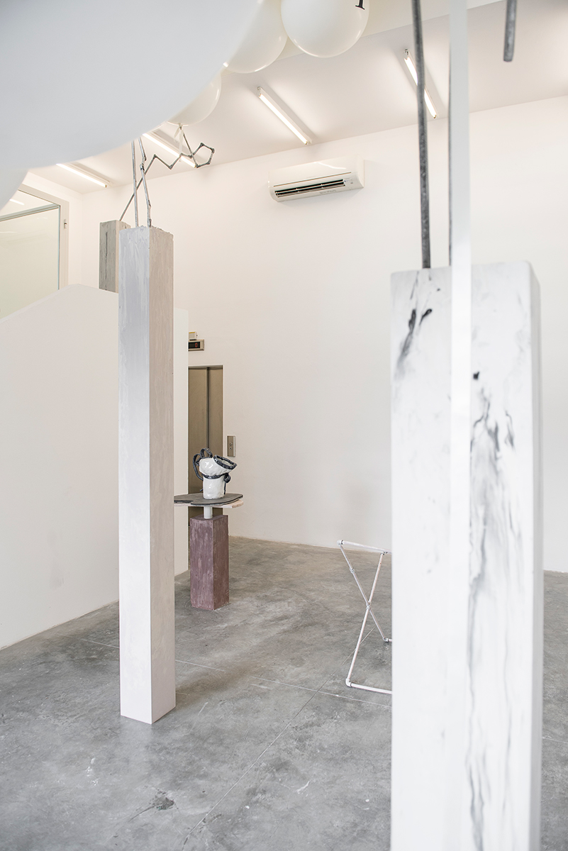 Than Hussein Clark, Installation View
